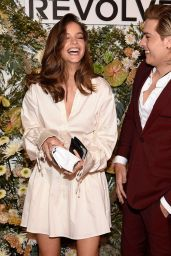 Barbara Palvin – REVOLVE Gallery Private Event at Hudson Yards in NYC 09/09/2021