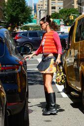 Bella Hadid Street Style - NYC 09/04/2021