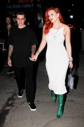 """Bella Thorne - """"Time is Up"""" Premiere in Hollywood 09/10/2021"""