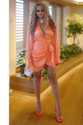 Beyonce Knowles Outfit 09/13/2021