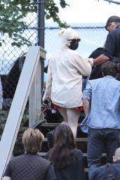 Billie Eilish - Leaving Global Citizens Festival in Central Park NY 09/25/2021