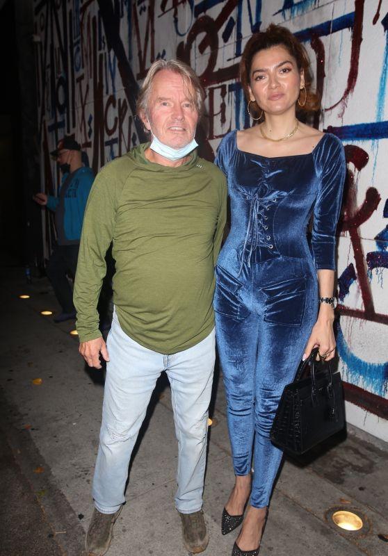Blanca Blanco and John Savage - Craig