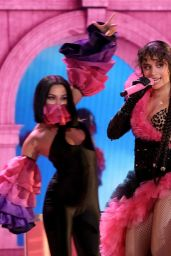 Camila Cabello - Performs on stage at the 2021 MTV Video Music Awards in New York