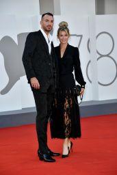"Camila Giorgi – ""Illusions Perdues"" Red Carpet at the 78th Venice International Film Festival"