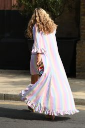 Caprice - Out in London