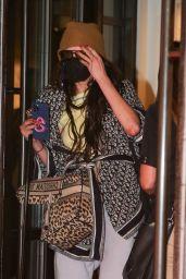 Cara Delevingne Dressed in DIOR - New York 09/14/2021