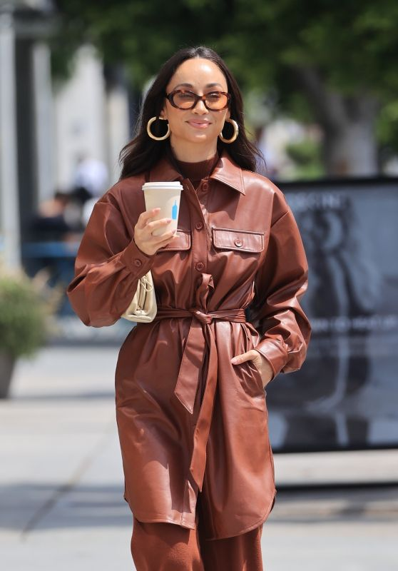 Cara Santana is Stylish - West Hollywood 09/02/2021