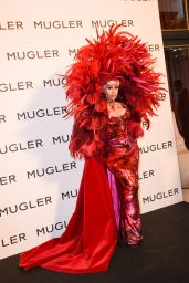 Cardi B – Thierry Mugler: Couturissime Exhibition Opening Ceremony in Paris 09/28/2021