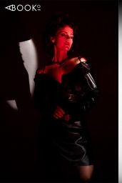 Carla Gugino - A Book Of Magazine August 2021