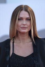"Caroline Receveur - ""Official Competition"" Premiere at the 78th Venice International Film Festival"