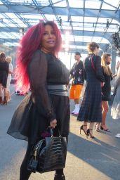 Chaka Khan - Arrives Coach Fashion Show at NYFW 09/10/2021