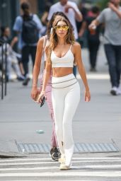 Chantel Jeffries - Out in NYC 09/08/2021