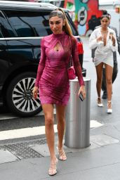 Chantel Jeffries - Revolve Event at NYFW 2021 in New York 09/09/2021