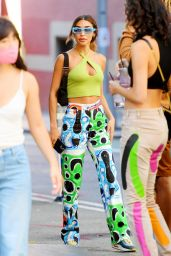 Chantel Jeffries Street Style - New York 09/07/2021