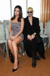 Charli XCX - Maisie Wilen Front Row at Boom Boom Room 1 in NYC 09/11/2021