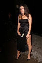 Charli XCX – Met Gala After Party at the Standard Hotel Boom Boom Room in NYC 09/13/2021