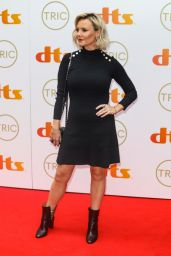 Charlie Brooks – The TRIC Awards 2021 in London