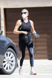 Charlize Theron - Out in West Hollywood 09/13/2021