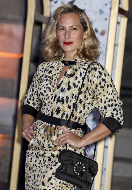 Charlotte Dellal – Royal Academy of Arts Summer Exhibition Preview Party in London 09/14/2021