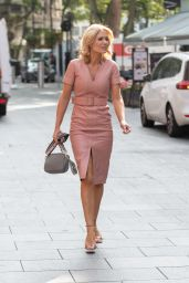 Charlotte Hawkins - Out in London 09/03/2021