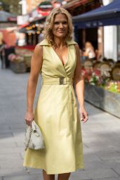 Charlotte Hawkins - Out in London 09/17/2021