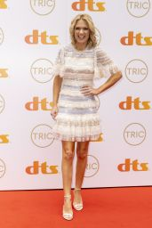 Charlotte Hawkins – The TRIC Awards 2021 in London