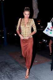 Charlotte McKinney Night Out Style - Delilah in West Hollywood 09/16/2021
