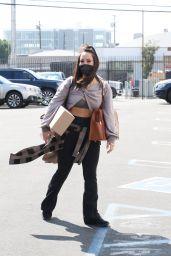 Cheryl Burke - Hheading Into the DWTS Rehearsal studio in LA 09/08/2021