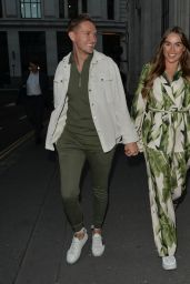 Chloe Ross Night Out Style - London 09/29/2021