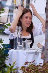 Chloe Sevigny - Out in Manhattan's Soho Area 09/19/2021