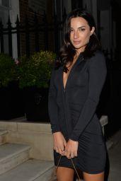 Christina Carmela – MKNY House in London 09/25/2021