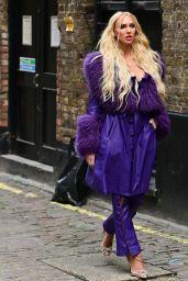 Christine Quinn - Promo Photoshoot in London 09/21/2021