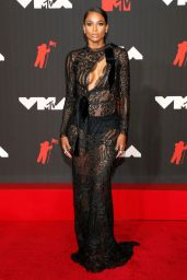 Ciara – Performs on stage at the 2021 MTV Video Music Awards in New York