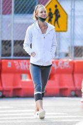 Claire Danes Sporting a New Bob Cut - NY 09/24/2021