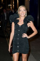 Clara Paget – British Vogue and Tiffany & Co Celebrate Fashion and Film in Leicester Square 09/20/2021 (more photos)