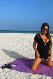 Claudia Romani - Photoshoot for Vegan Babe Miami 09/22/2021