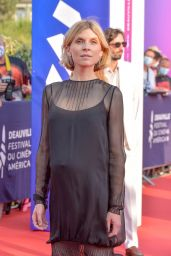 Clémence Poésy – 47th Deauville American Film Festival Opening Ceremony Red Carpet