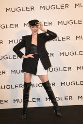 Coco Rocha - Thierry Mugler: Couturissime Exhibition Opening Ceremony in Paris 09/28/2021