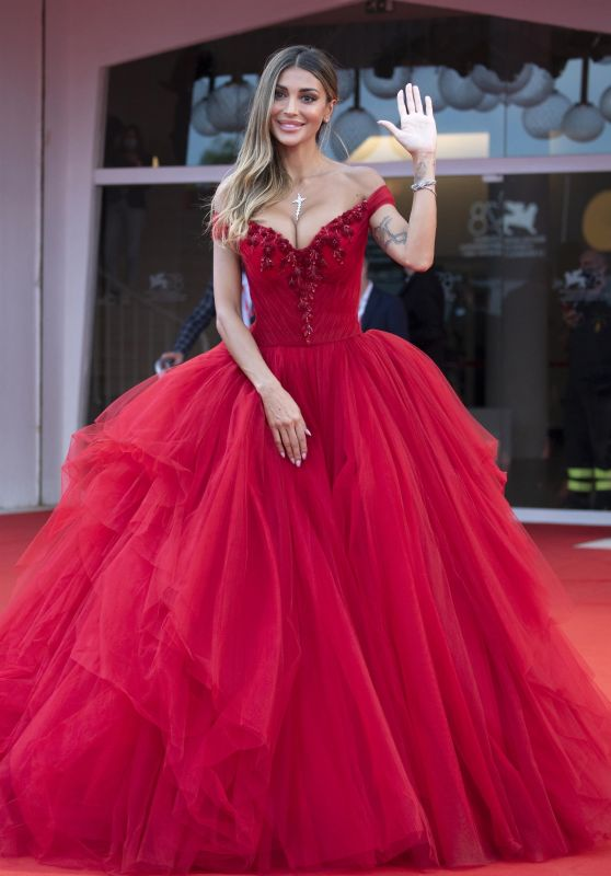 "Cristina Buccino – ""Dune"" Red Carpet at the 78th Venice International Film Festival"