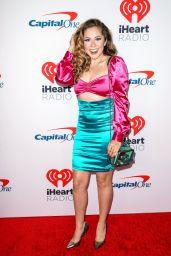Crystal Rosas – iHeartRadio Music Festival in Las Vegas 09/17/2021