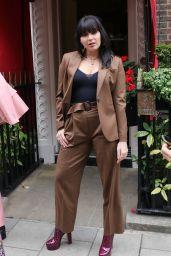 Daisy Lowe at Paul & Jo Fashion Show in London 09/20/2021