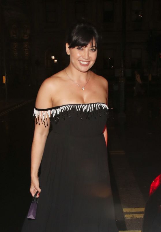 Daisy Lowe - Launch Event for the Aubin Arms in London 09/08/2021