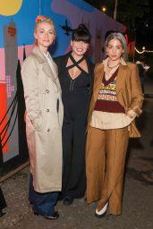 Daisy Lowe - Smirnoff Taste Exchange London 09/29/2021