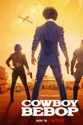 """Daniella Pineda - """"Cowboy Bebop"""" Season 1 Poster and Photos"""