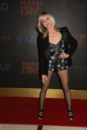Debbie Gibson - MAGIC MIKE LIVE Grand Opening in Las Vegas 09/25/2021