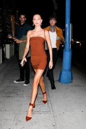 Delilah Belle Hamlin - Delilah Nightclub in West Hollywood 09/17/2021