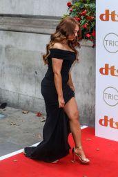 Demi Jones – TRIC Awards in London 09/15/2021