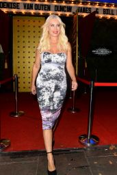 Denise Van Outen Night Out Style - Proud Embankment in London 09/17/2021