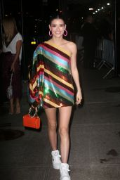 Dixie D'amelio – Met Gala After Party at the Standard Hotel Boom Boom Room in NYC 09/13/2021