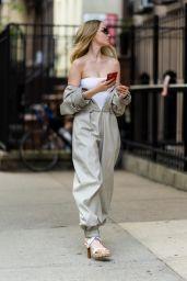 Dove Cameron - Photoshoot in NYC 09/15/2021
